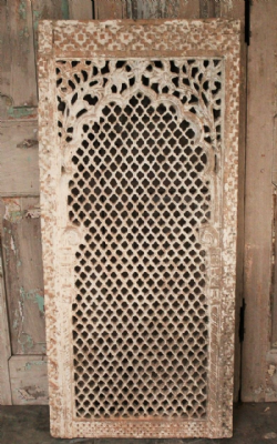 Early 19th C. Architectural Jali Window, Haveli Palace, Jaisalmer <b>sold<b>